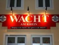 Logo von Restaurant Wacht am Rhein in Nürnberg